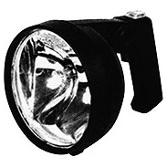 Reflector de mano con lámpara halógena de diámetro Ø 139 mm y 5 W