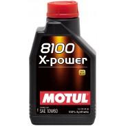 8100 X POWER 10W60