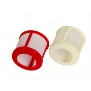 Filtro intercambiable 74 micrón para bomba de gasolina Silver Top (140404) y Red Top (140407)