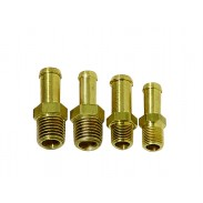 Empalme 1/4 NPT solo para tubos de 5/16 '' (8 mm)