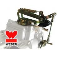 Adaptador para el tren de gas Weber