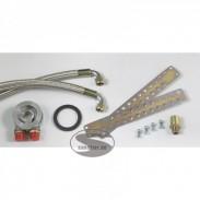 Kit para Volkswagen VR6 con revestimiento de tubos de acero