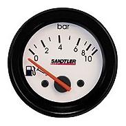 Manómetro de presión de combustible de diámetro 52 mm