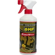 Limpiador de llantas Fine Wheels de OMP