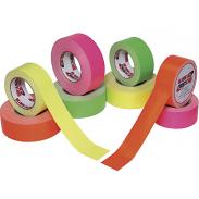 Cinta neón estándar ISC Racers Tape de 25 m x 50 mm