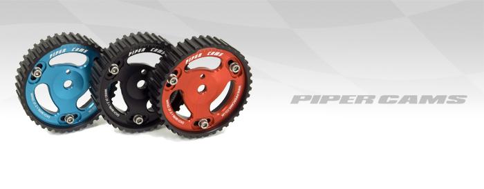 Poleas de motor para competición Piper Cams
