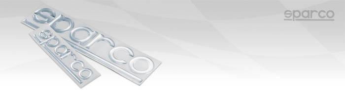 Adhesivo metálico Sparco