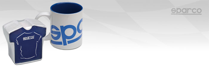 Compact t-shirt y taza sparco