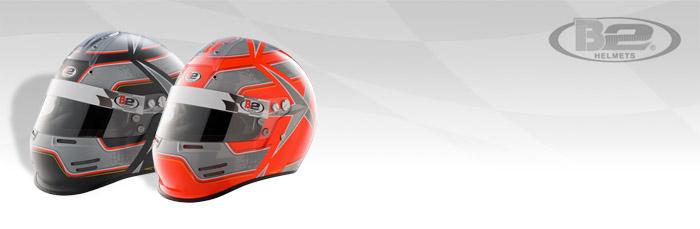 Cascos B2 Helmets homologados FIA