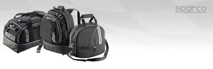 Mochila, maleta y bolsa