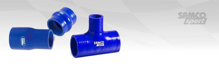 Tubos de silicona Samco
