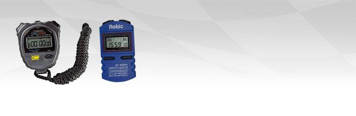 Cronómetros para pitlane