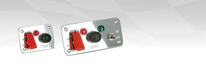 Paneles de interruptores