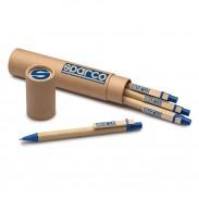 Estuche con 4 bolígrafos