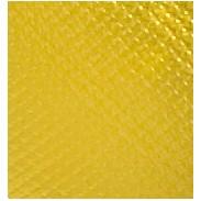 Reflector de calor dorado
