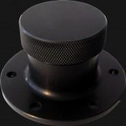 """Boca de llenado de 2"""" (50,8 mm) recta con tapón de rosca"""