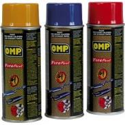 Fire Paint roja de OMP