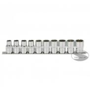 "1/2"" TRIPLEplus® Set de vasos, 10 piezas, 10-19 mm"