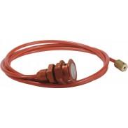 Regulador de frenada por cable. Longitud del cable: 200 cm