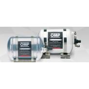 Extintor Sparco de acero 4,25L AFFF eléctrico