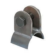 Unión para apuntalar las barras OMP al arco de seguridad de ø40 mm